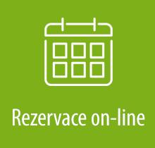rezervace online - KONTAKT